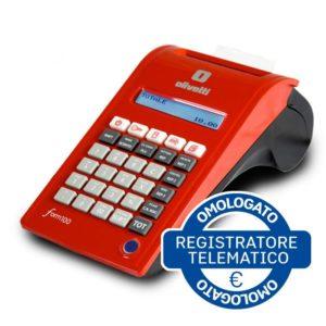 Form 100 - Registratori Telematici Modica